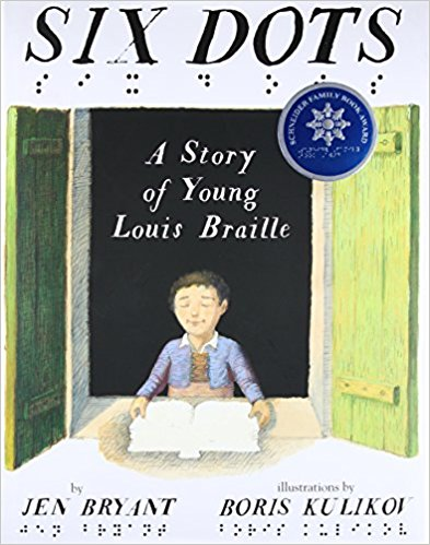 Six Dots Louis Braille