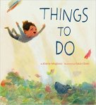 Things to Do poems