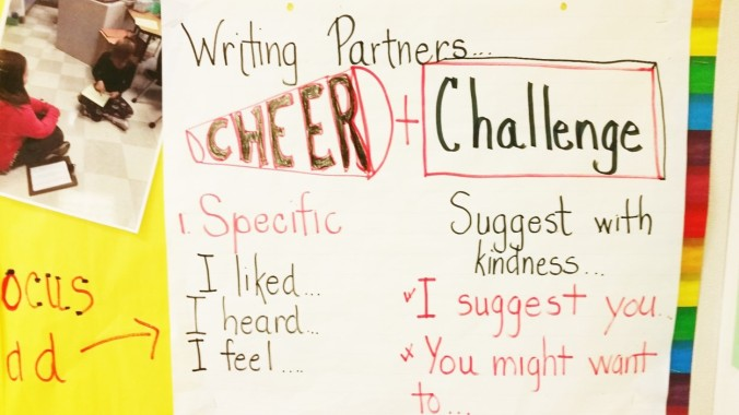 Cheer and Challenge